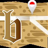 Peta Batik Nusantara