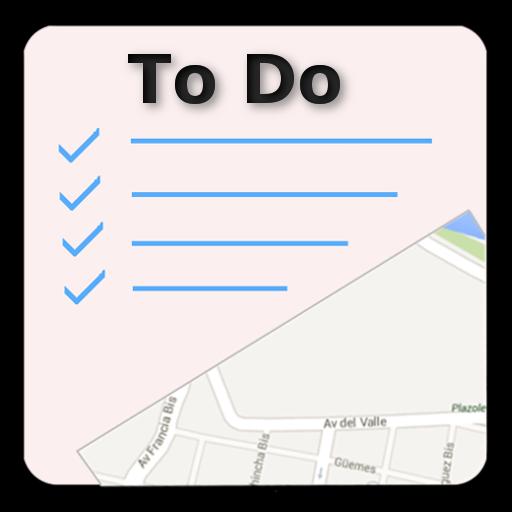 To Do Geo Tagging LOGO-APP點子