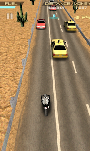 Crazy Moto Racing Free- screenshot thumbnail