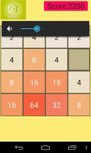 2048 : The Number Puzzle- screenshot thumbnail