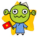[B]TypingCONy 4 Vietnamese logo