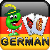 German Flash Cards for Kids