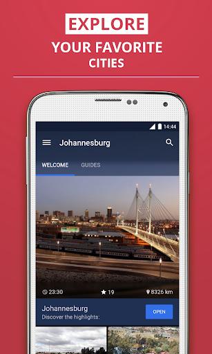 Johannesburg Premium Guide