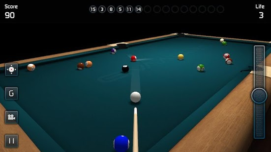 3D Pool Game - screenshot thumbnail