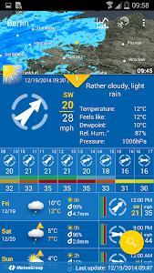 WeatherPro v3.5.1