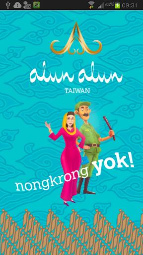 Alun Alun Taiwan