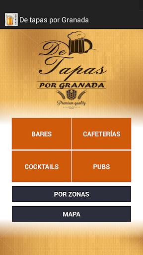 Tapas Granada