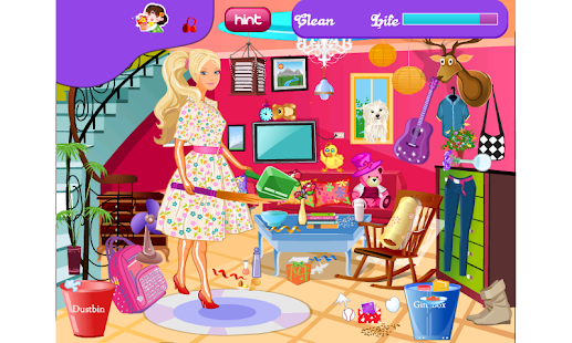My Princess Room Cleaning Up - screenshot thumbnail