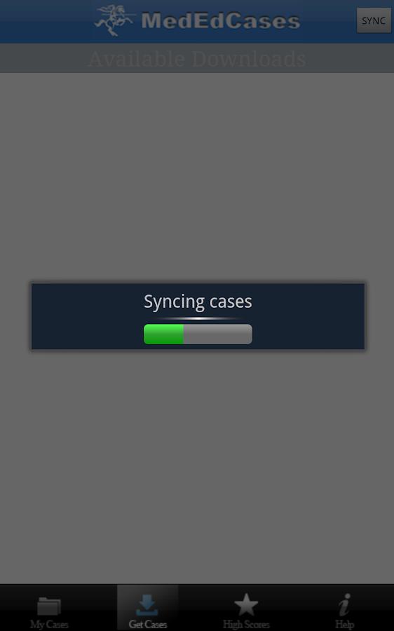 MedEdCases- screenshot
