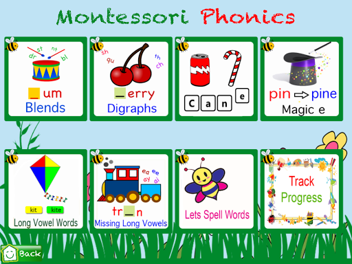 First Grade Phonic Reading Fun