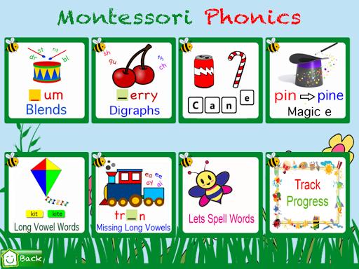 First Grade Phonic Reading Fun