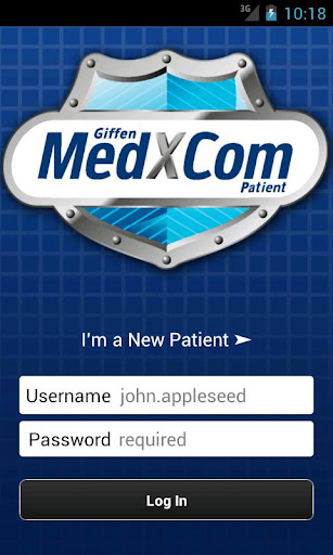 MedXCom for Patients