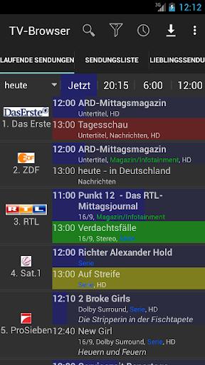 TV-Browser - TV Programm
