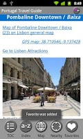 Screenshot of Portugal - FREE Travel Guide