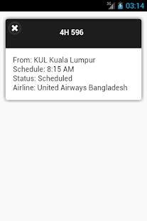 Bangladesh Flight Live - screenshot thumbnail