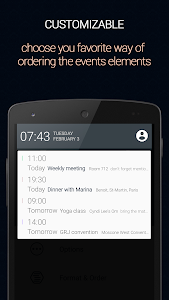 Calendar Status screenshot 4