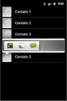 Screenshot of Secret Contacts