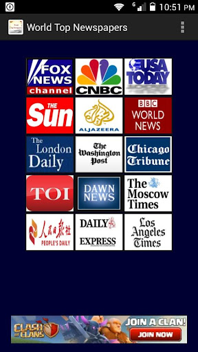 World Top Newspaper