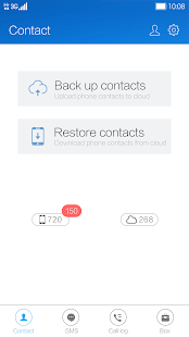 SYNCit- SMS Backup & Restore- screenshot thumbnail