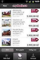 Screenshot of mydeals.cz