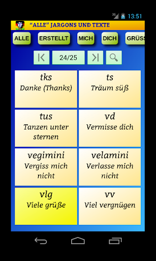 Wähle Text Pro for WhatsApp