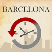Barcelona, Then and Now Guide