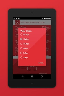 Unlimited Screen Recorder- screenshot thumbnail