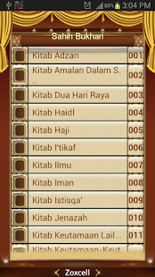 Sahih Bukhari Malay Free 1.2 - Free download