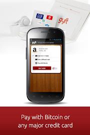 Gyft - Mobile Gift Card Wallet Screenshot 10