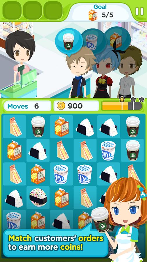 Konbini Story- screenshot