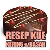 RESEP KUE KERING & BASAH