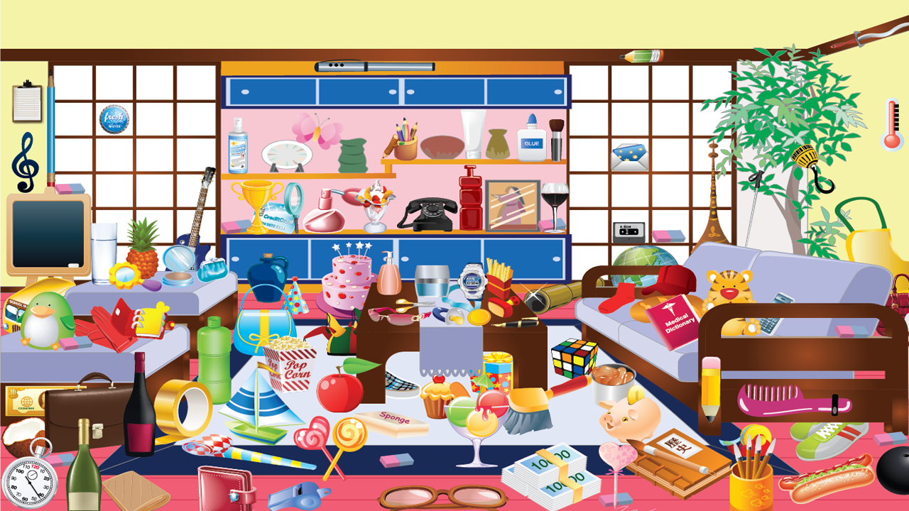 Kids Bedroom Hidden Object hidden objecs game at home - android apps on google play
