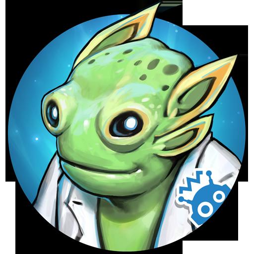 Shattered Planet (RPG) 角色扮演 App LOGO-APP試玩