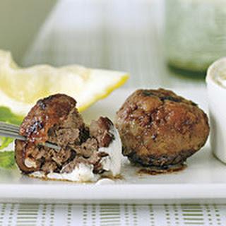Brett's Lamb Meatballs