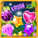 Jewels Crush (Start Crashing!) icon