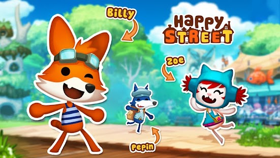 Happy Street- screenshot thumbnail