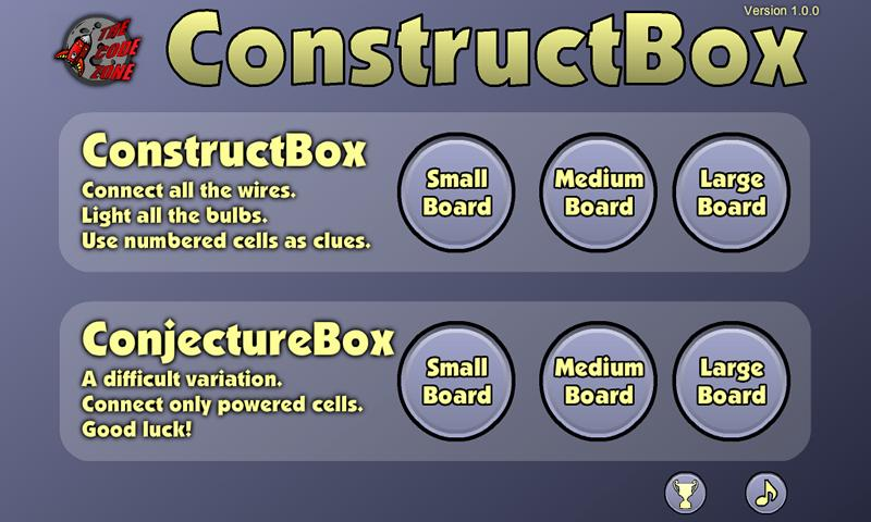 ConstructBox- screenshot
