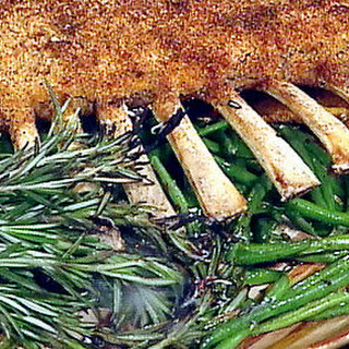 Chilli Crusted Rack of Lamb Recipe