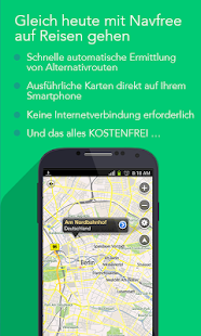 Navfree: Kostenloses GPS - screenshot thumbnail