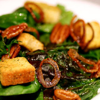 Farmers Market Salad with Fried Shallot