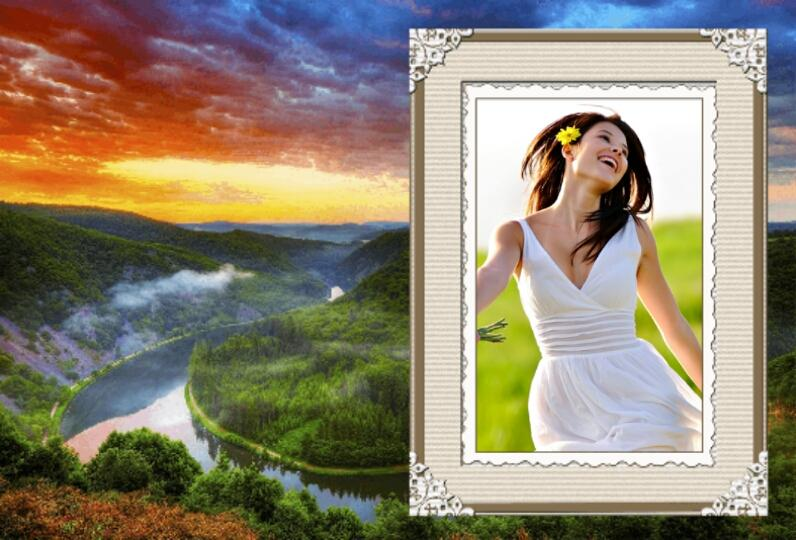 Nature pic frame editor 1. 0 apk download android entertainment apps.