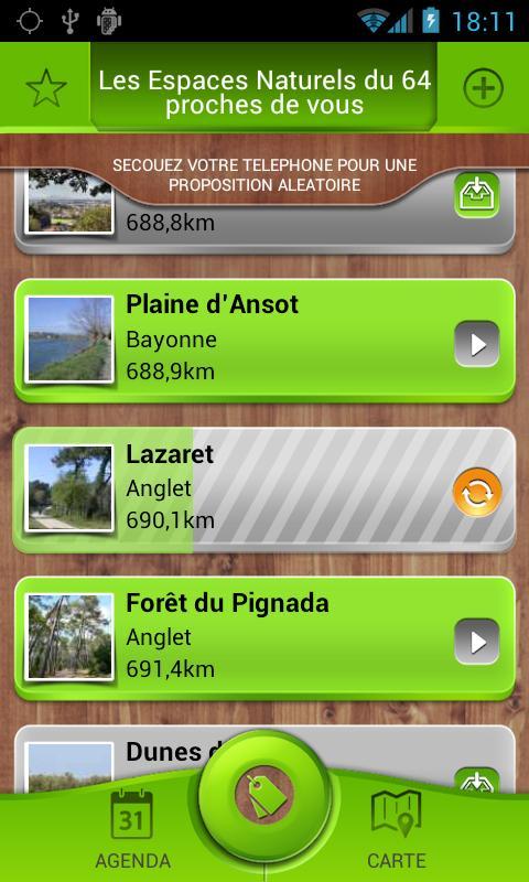 Nature64- screenshot