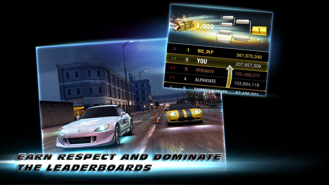 Fast & Furious 6: The Game screenshot #10