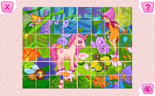 ジグソーパズル(無料)(女の子向け)|玩教育App免費|玩APPs