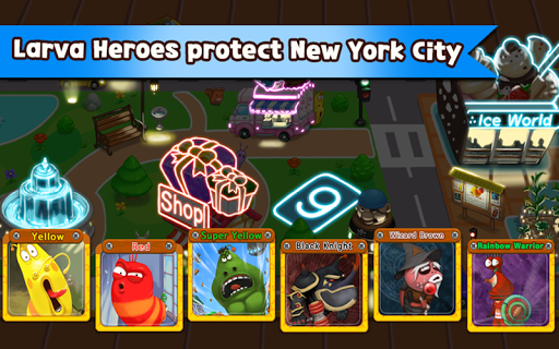 Larva Heroes: Lavengers 1.8.8 screenshots 18