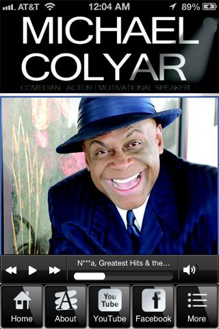 The Real Michael Colyar - screenshot