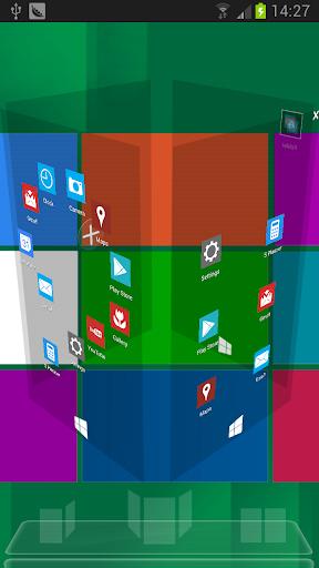 Windows8 Next Theme v1.0 خلفية