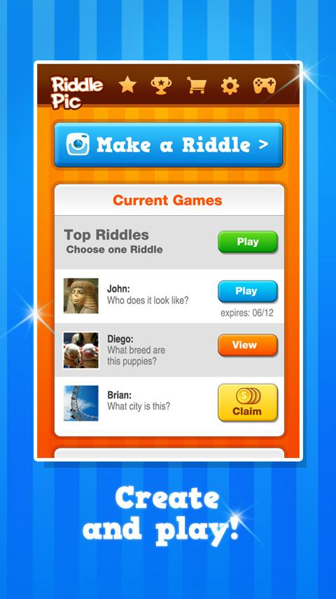Riddle Pic - screenshot