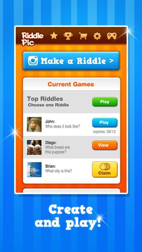Riddle Pic - screenshot