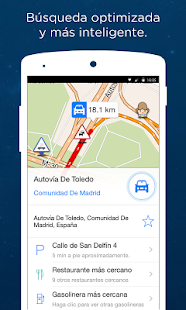 Navmii GPS Mundo (Navfree) - screenshot thumbnail
